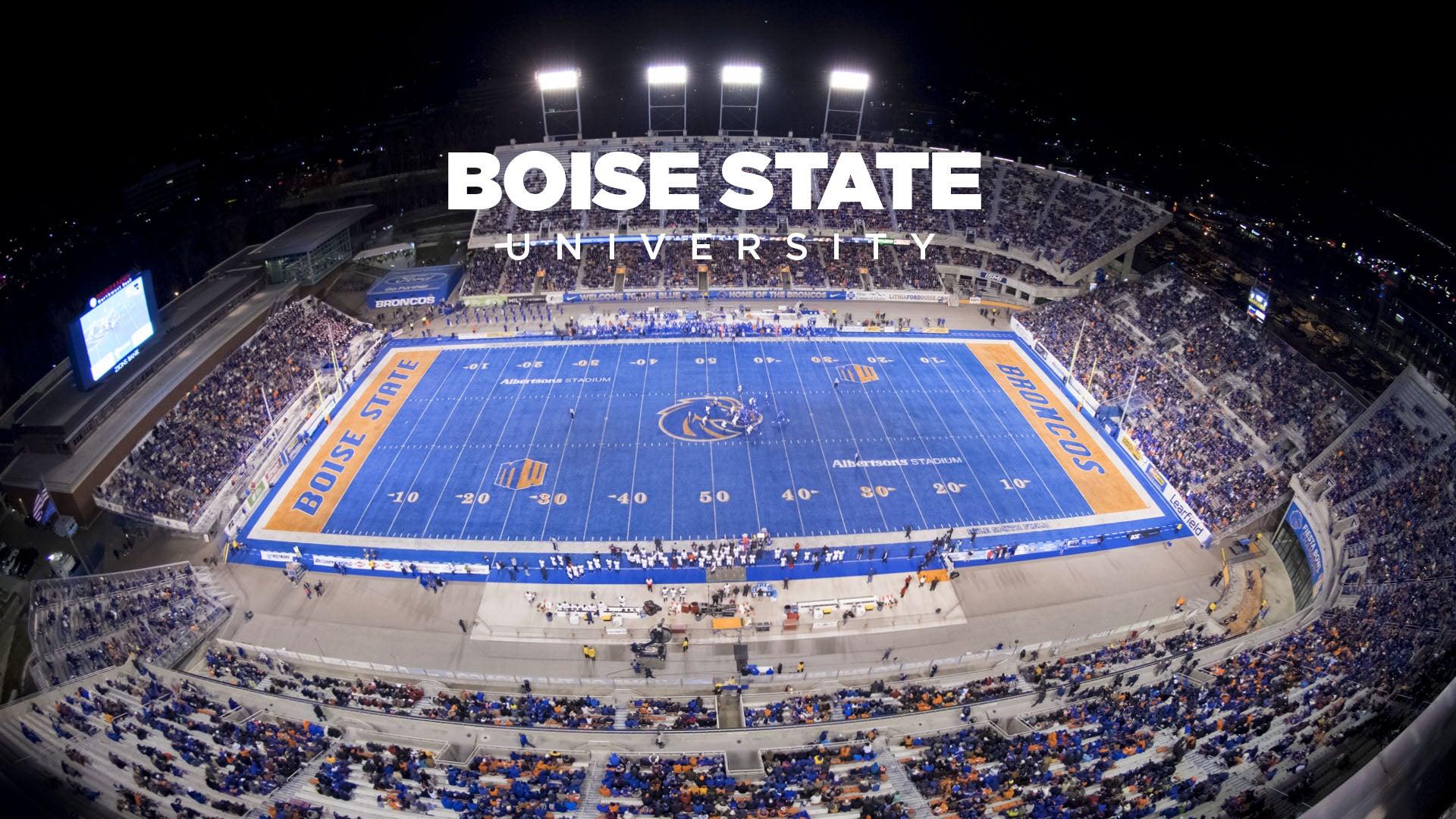 Boise State Stadium Wallpaper