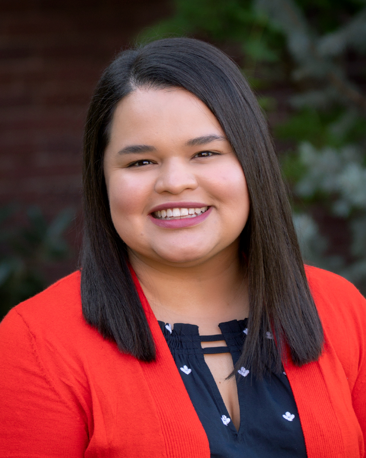 Andrea Orozco, Admissions Counselor at Boise State