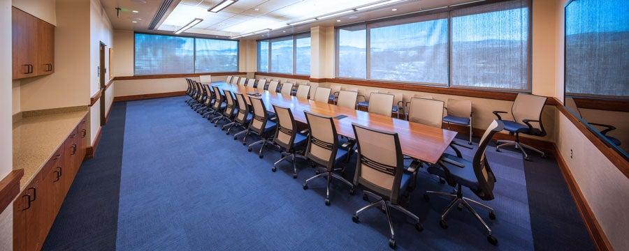 Dean Executive Board Room