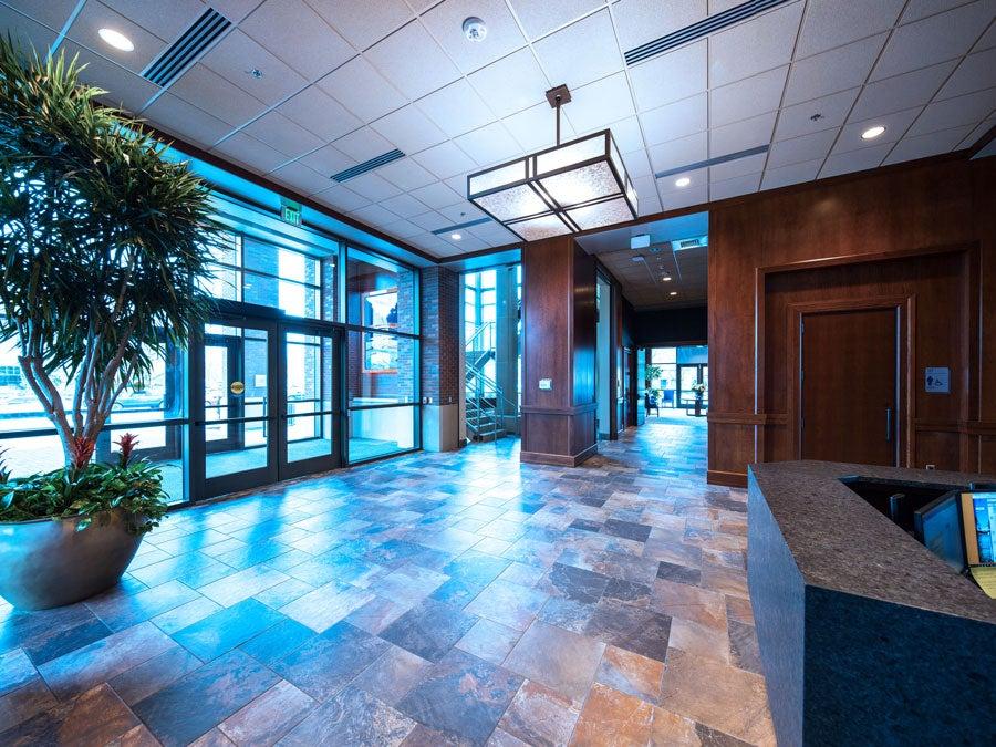 Main Floor Foyer