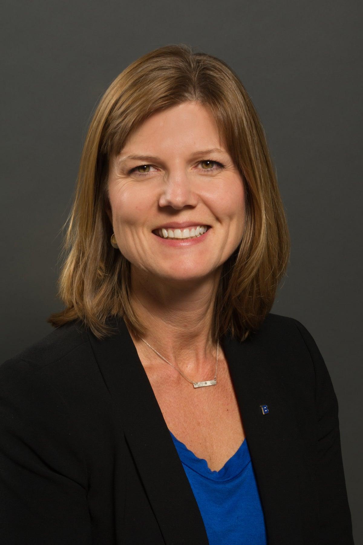 Tamara Thompson, Alumni Association Board of Directors, Photo by Allison Corona