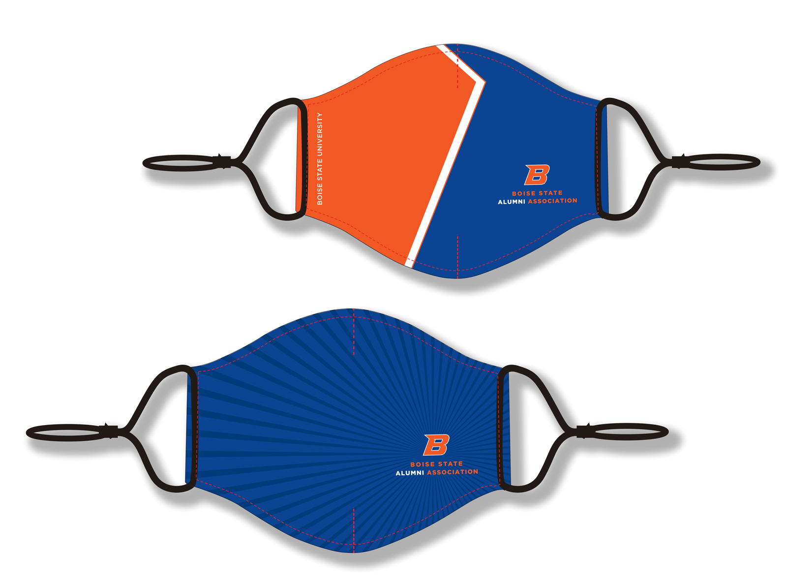 Boise State Face Coverings