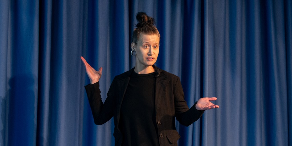 Three Minute Thesis Competitor