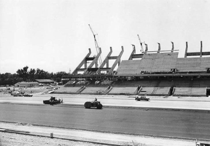 1970 Bronco Stadium