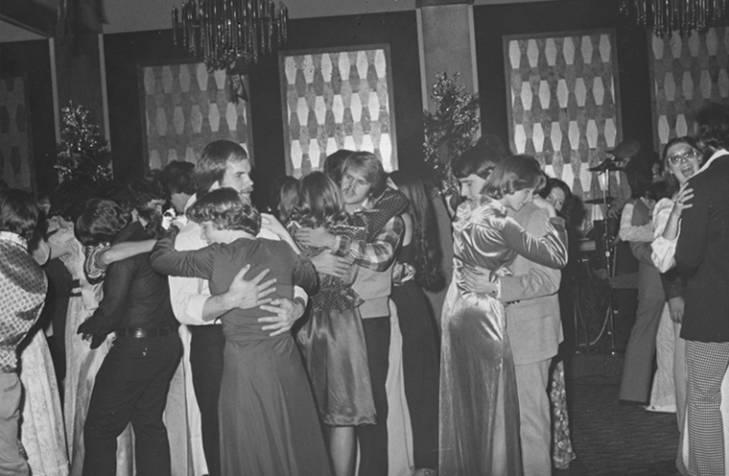 1977: Christmas Formal