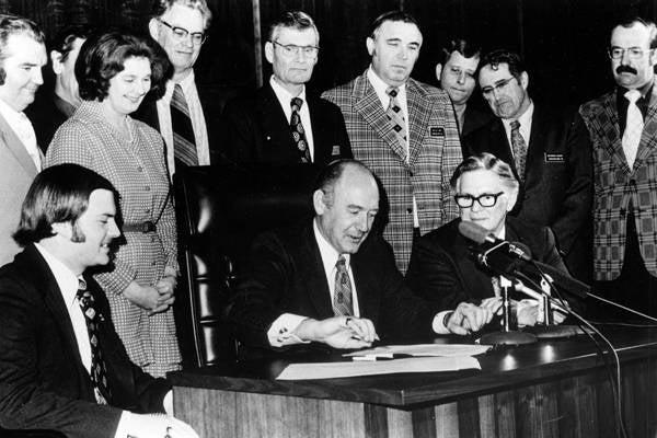 1970s BSC becomes BSU