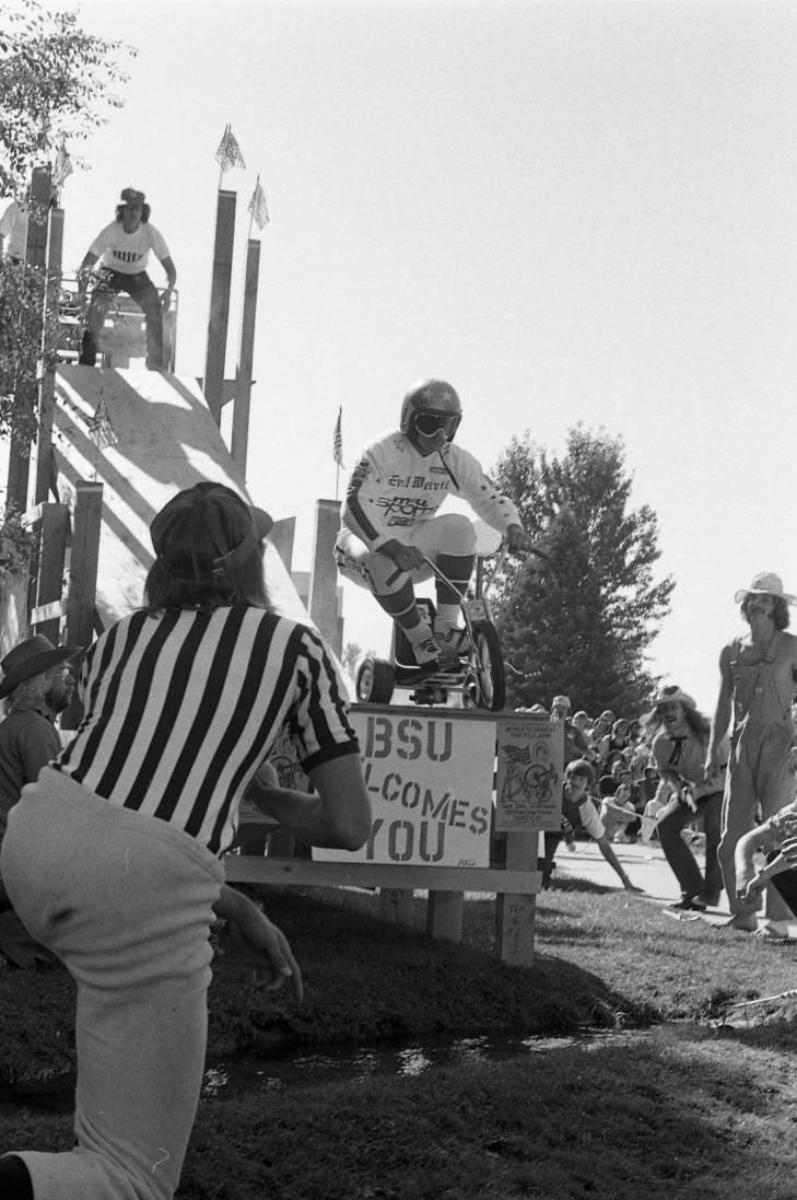 1970s Evel Wevel