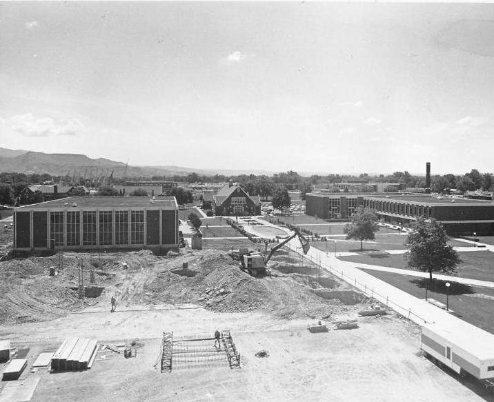 1970s Library Addition