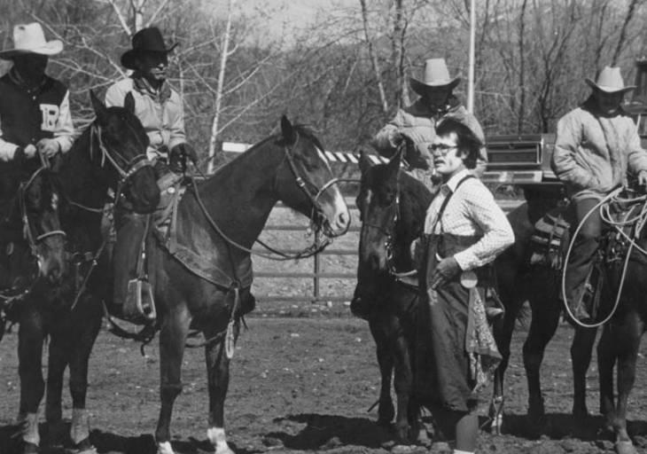 1976: NIRA Rodeo