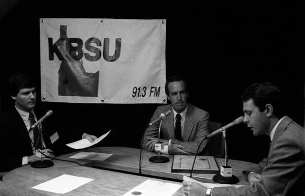 1980s BSUA Radio