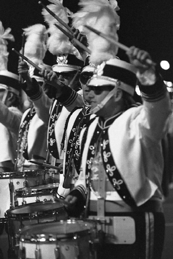 1988: Blue Thunder Marching Band