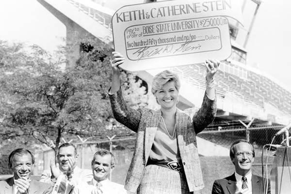 1980s Catherine STein