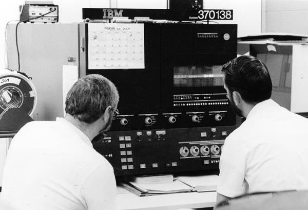 1986: Data processing clas