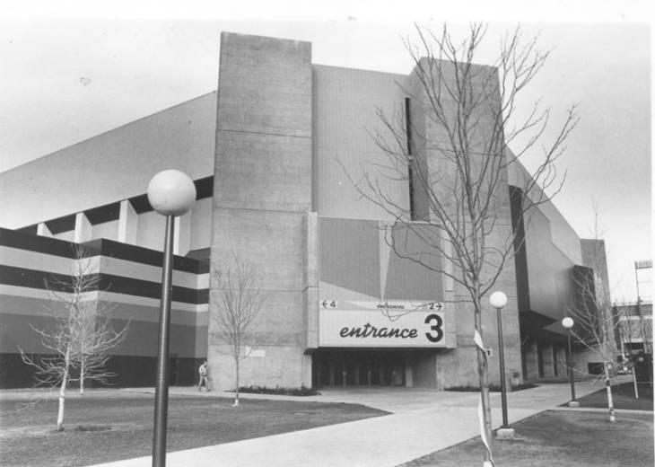 1980s Pavilion