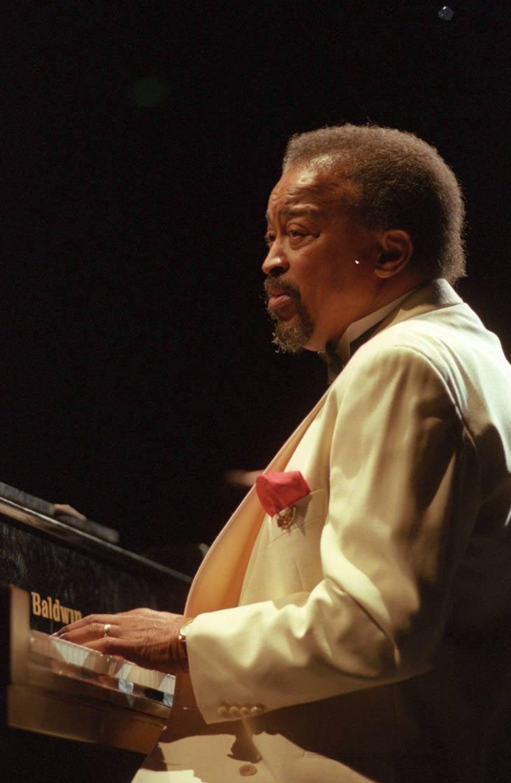 1998: Gene Harris Jazz Fest