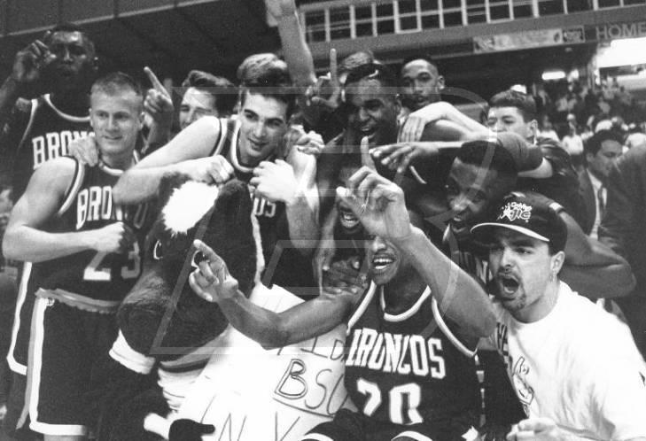 1990s Mens Bball Big Sky champs