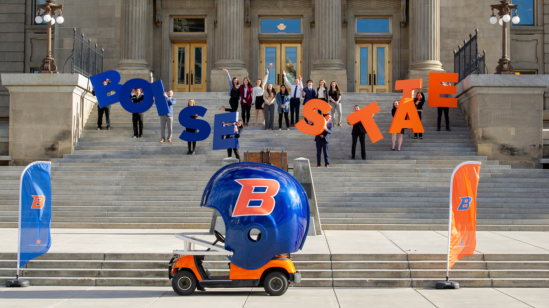 Boise State Day at the Capitol