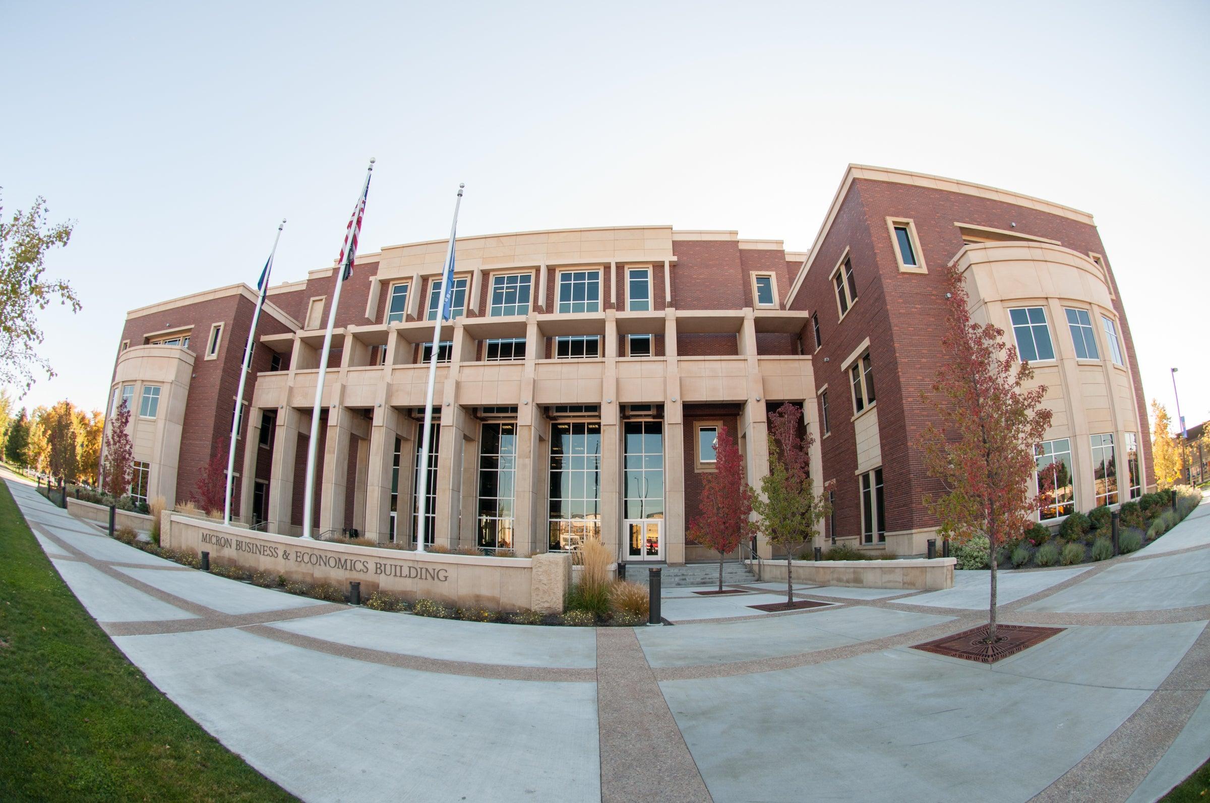 2012: Micron Business and Economics Building
