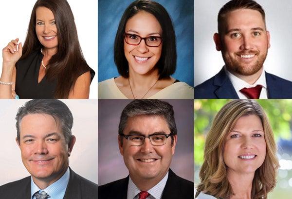 2021 Distinguished Alumni Award Recipients (named below)