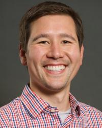 Portrait of Eric Jankowski