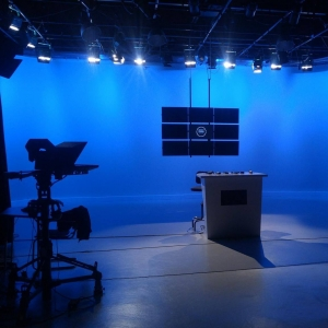 empty studio, photo