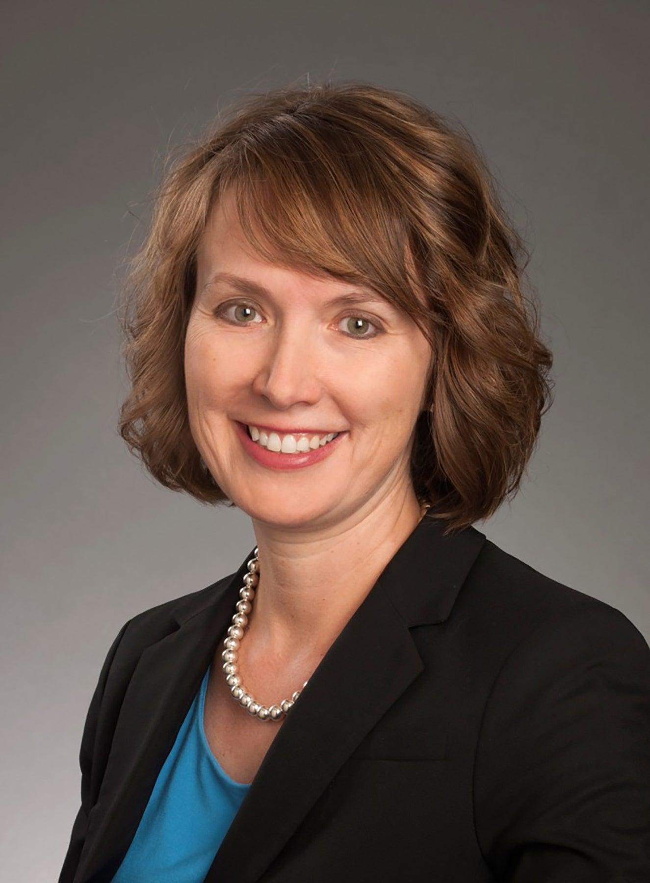 Portrait of Leslie