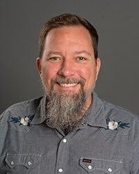 Portrait of Jeffery Oliver, Communication and Media Specialist
