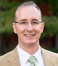 Marketing Professor Jason MacDonald, PhD
