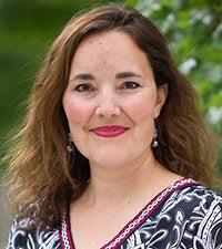 Brooke Smith, professor of Business Communications portrait