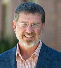 Bill Wynne, Marketing professor portrait
