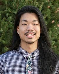 Joel Tan Portrait, Outstanding Graduates, Photo by Emma Thompson
