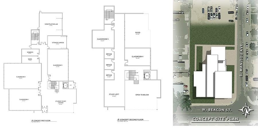 CM Floor Plans