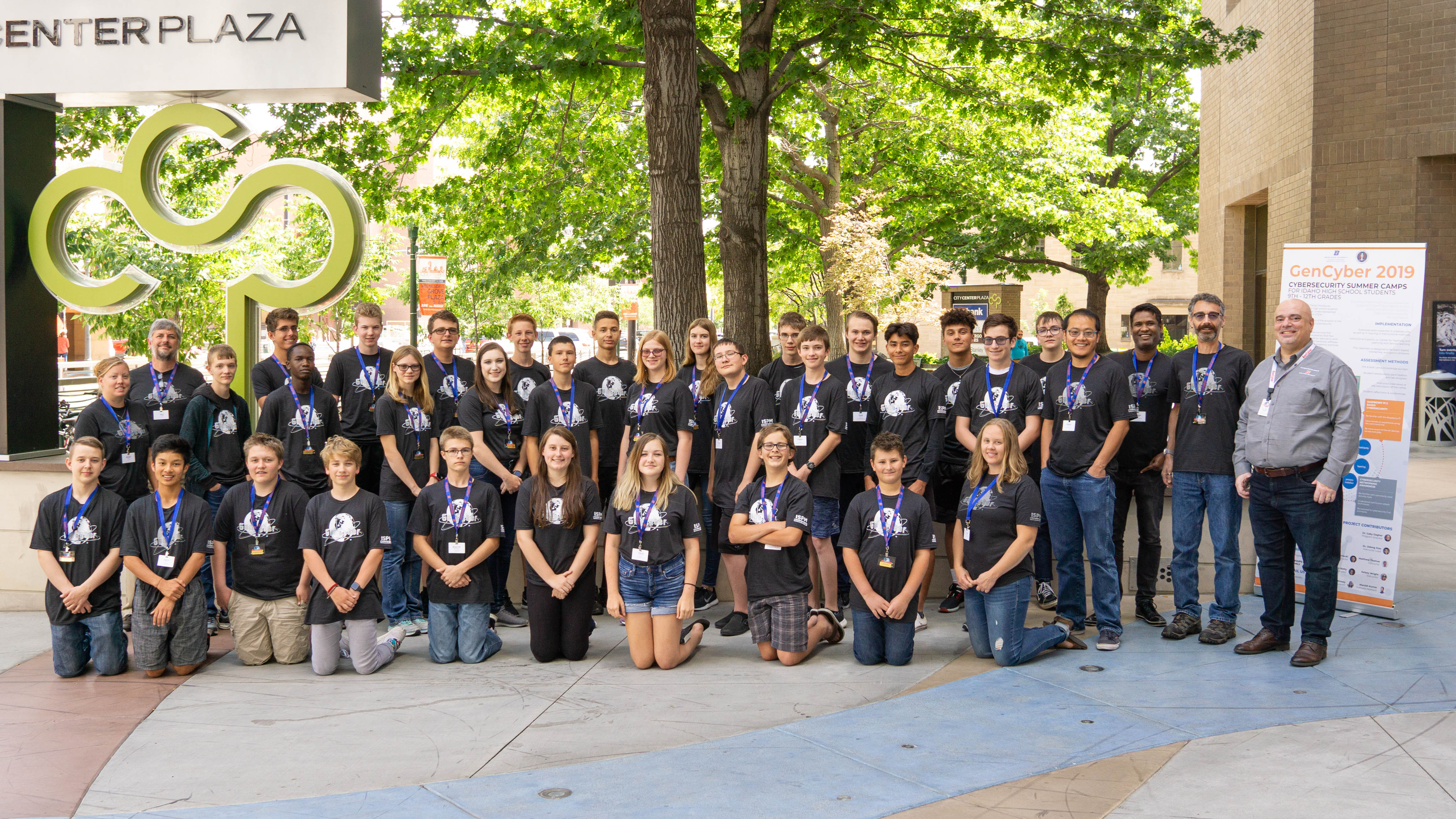 Gencyber Student Camp 2019 picture