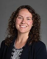 Hayley Morse CS academic advisor