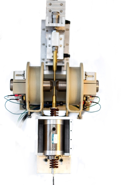 Magneto-Mechanical Test Apparatus