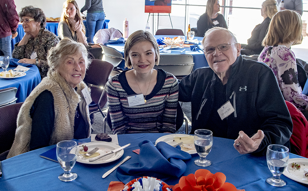 Celebrating Engineering Donors and their Scholar