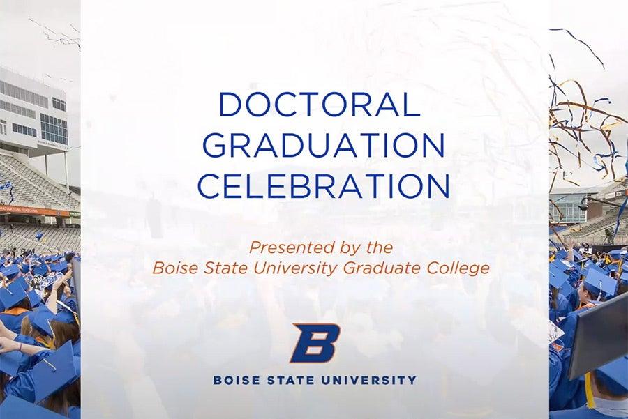 Doctoral Graduation Celebration