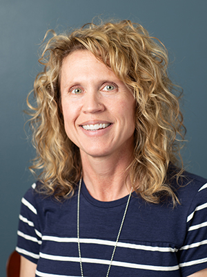 Tricia Burns, Instructor, Center for Professional Dev at Boise S
