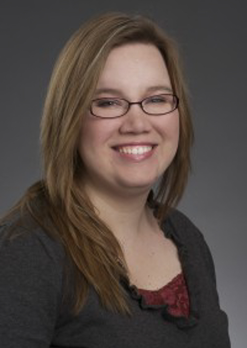 Photo of Rachel Zarr, adminstrative assistant 2 of the Dean of Students at Boise State