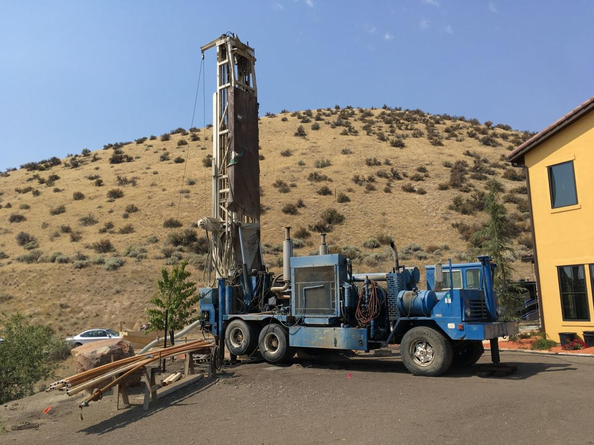 well drilling in Idaho