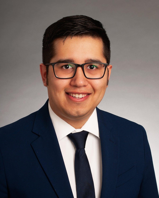 Omar Betancourt, 2020 McNair graduate