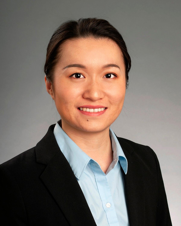 Tanya Lu, 2020 McNair graduate