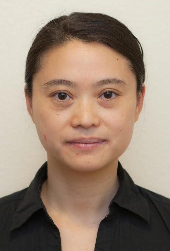 Yuzhu Zheng portrait