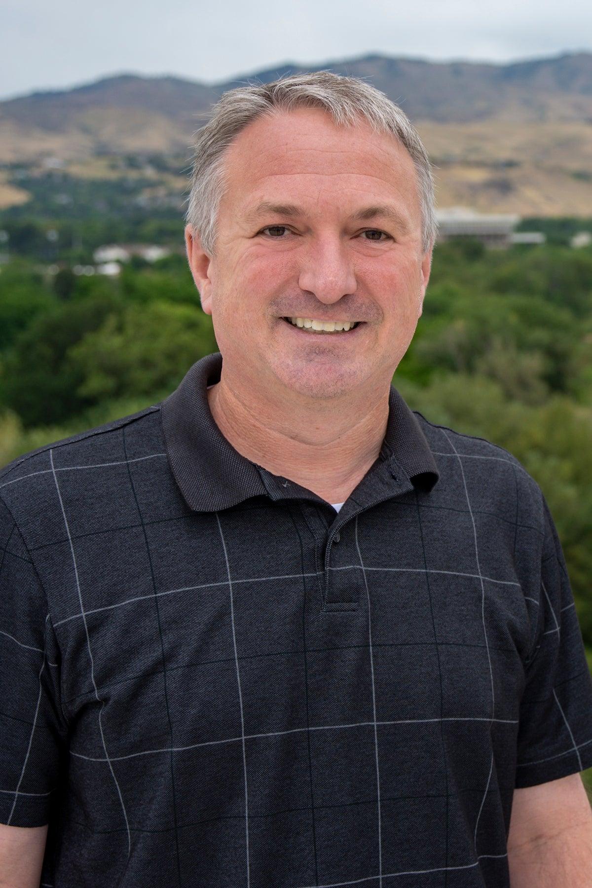 Brad Coats portrait