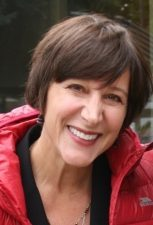 Portrait of staff member Anna Torti