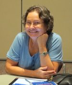Portrait of staff member Ramona Shipman