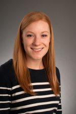 Hillary O'Brien, Web Specialist, TRIO College Programs,