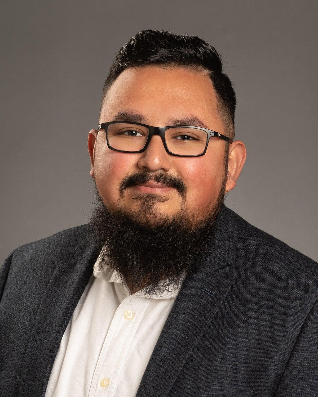 Chewy Garcia, TRIO Rising Scholars Educational Specialist