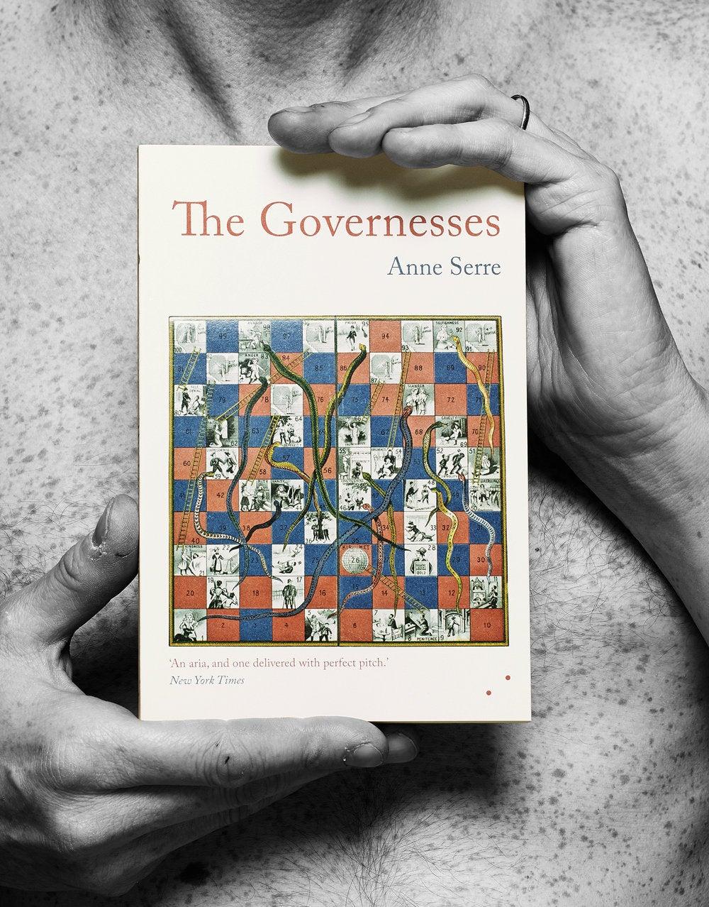 Anne Serre The Governesses book cover