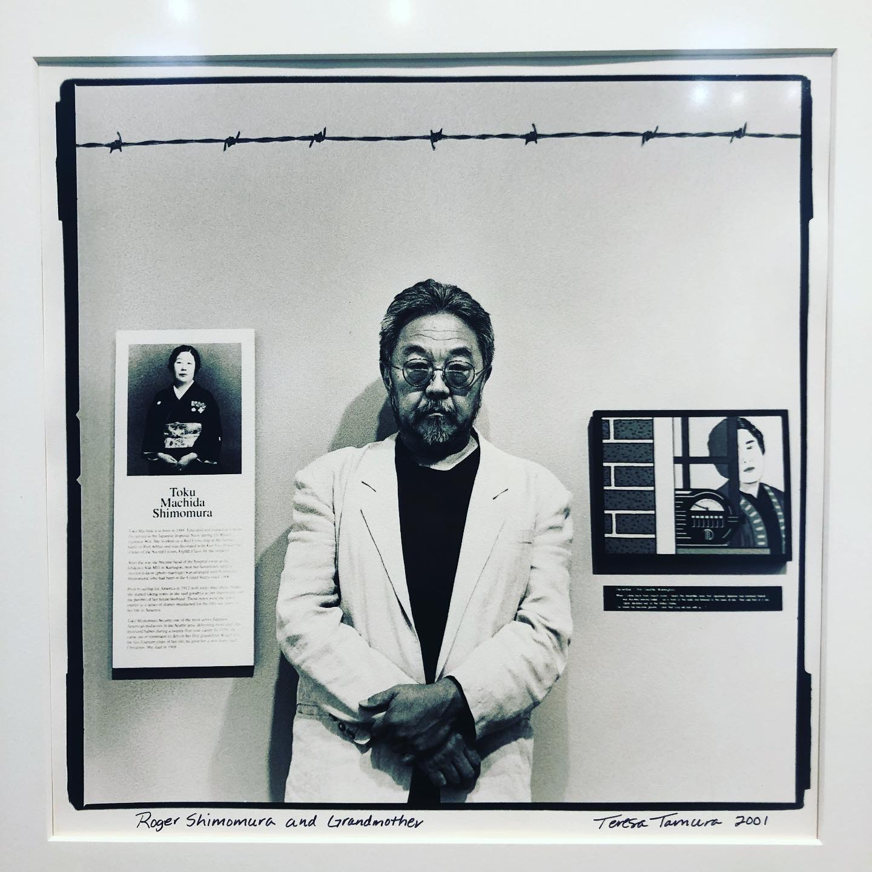 Portrait of Roger Shimomura